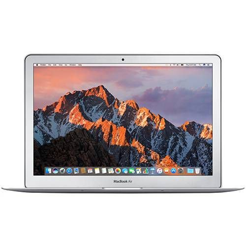 "MacBook Air MQD42BZ/A com Intel Core i5 Dual Core 8GB 256GB SSD Tela 13.3"" Prata - Apple"