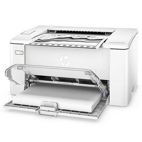 Impressora Hp Laserjet Pro M102w Com Wifi Direct - Branca