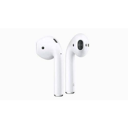 Fone De Ouvido Sem Fio Apple Airpods Intra Auricular Branco