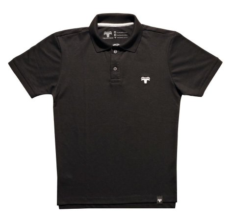 Camisa Polo Truckyeah Black
