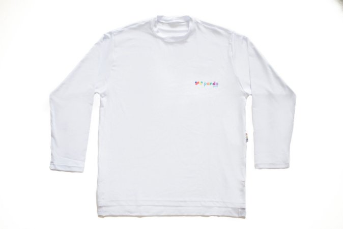 Camisa UV - Branca