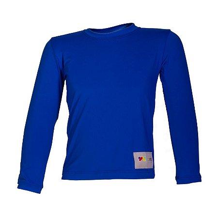 Camisa UV - Azul Royal