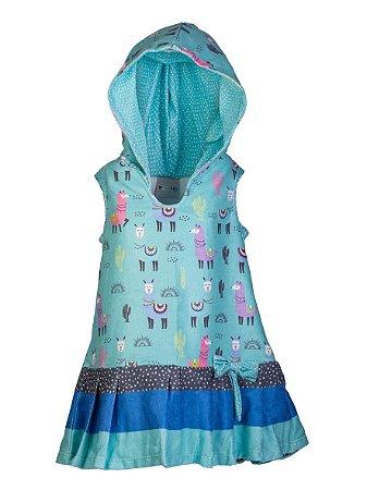 Vestido Toalha - Lhama