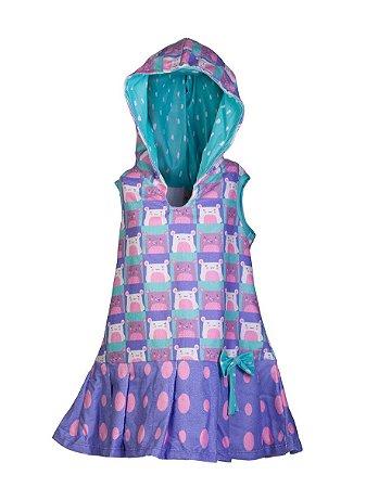 Vestido Toalha - Ratinhas