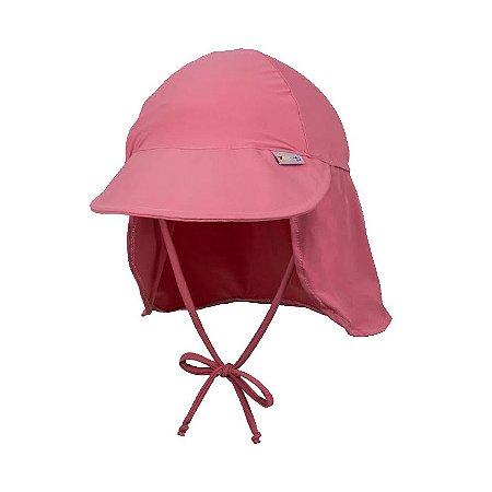 Chapéu Ajustável - Rosa Chiclete
