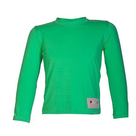 Camisa UV - Verde