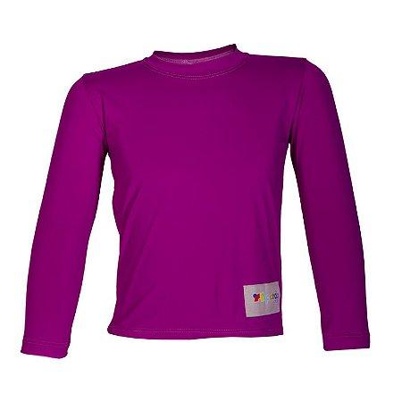 Camisa UV - Roxa