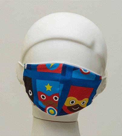 Máscara - Novos Heróis