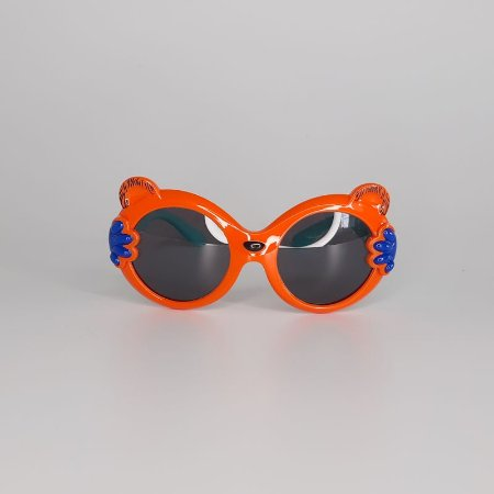 Óculos Proteção UV Laranja/Azul