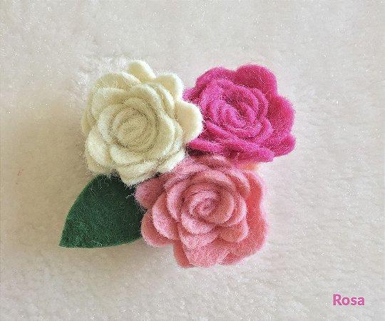 Trio Floral Bico de Pato