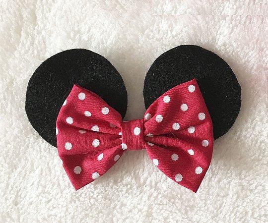 Minnie Mouse Bico de Pato