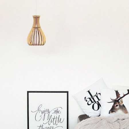 Lustre Pendente Luminária Bivolt - Genova