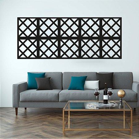 Painel Modular Estilo Cobogó - PM06 - Dubai