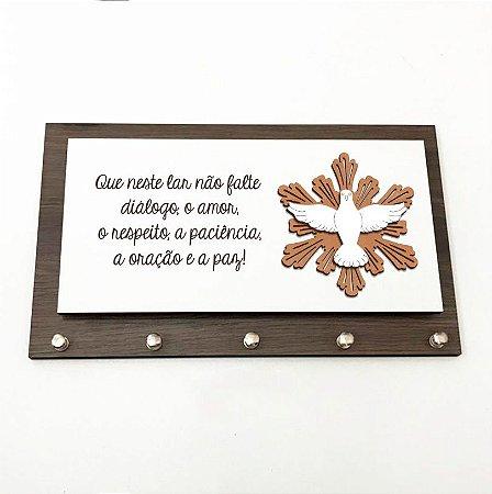 Porta Chaves e Cartas - Espirito Santo