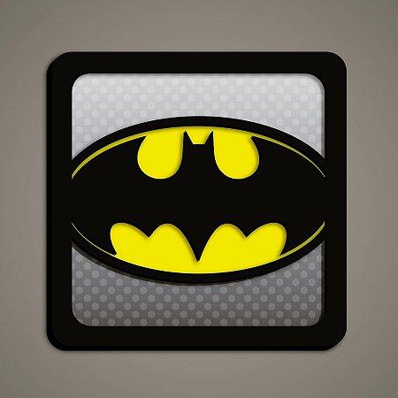 Quadro Herói 3D - Batman