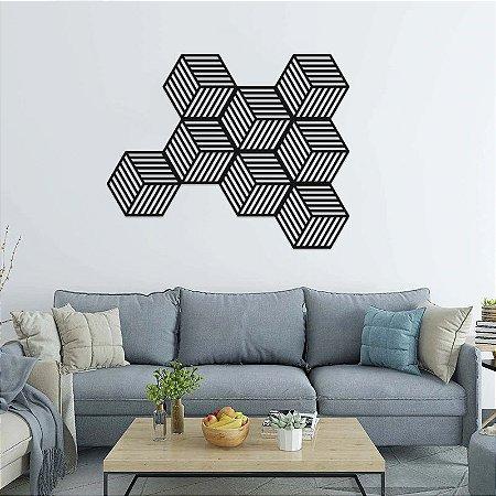 Hexagonos Cúbicos