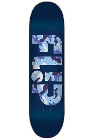 d3fdaedae43 Shape Flip Camo Blue 8.2 - Fresh Skate Store