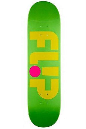 5b67d3fc5de Shape Flip Day Glo Green 8.1 - Fresh Skate Store