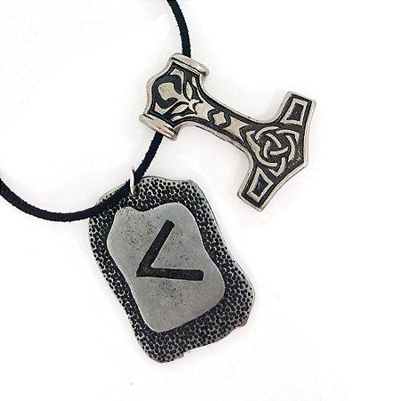 Pingentes Mjölnir & Loki