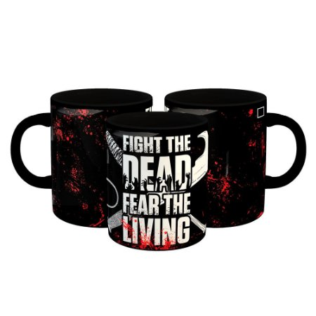 Caneca Fight the Dead