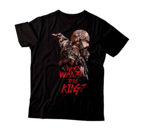 Camiseta Vikings #1