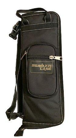 Bag de Baquetas Simple Bag Nylon - Preto