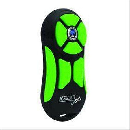 Controle Longa Distancia Completo Jfa Preto / Verde K600