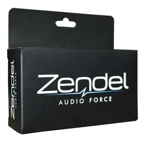 Estabilizador Regulador Para Câmera De Ré 12 Volts Zendel