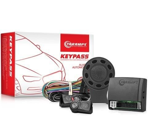 ALARME AUTOMOTIVO KEYPASS - TARAMP'S