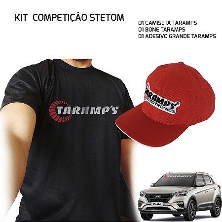 KIT COMPETIDOR - TARAMP'S (GRÁTIS ADESIVO)