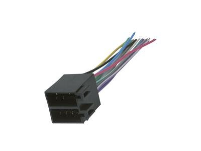 CONECTOR 16 VIAS ST NORMATIZADO - UNIDADE CÓD. 35/B1