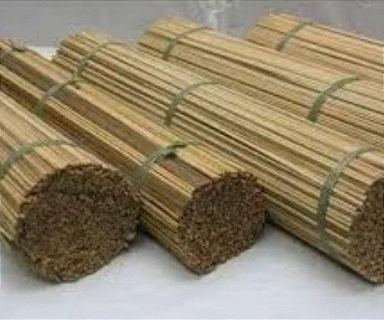 Varetas Bambu 50 cm - Embalagem 800 a 900 Uni.