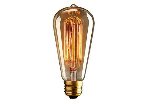 Lâmpada de Filamento de Carbono - ST64 - 40W