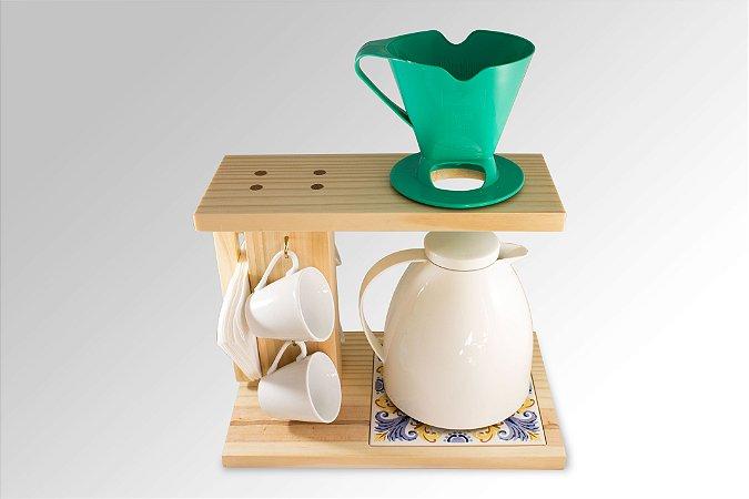 Cafeteira Pingado - Passador de Café