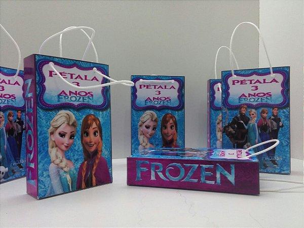 Sacolinhas frozen