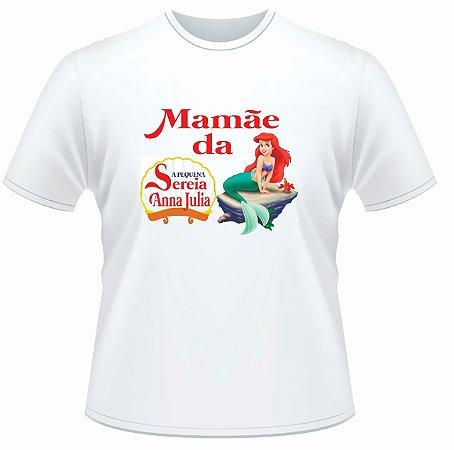Camiseta NORMAL OU BABLOOK (Montamos em todos os temas) Consulte Tamanhos no Chat