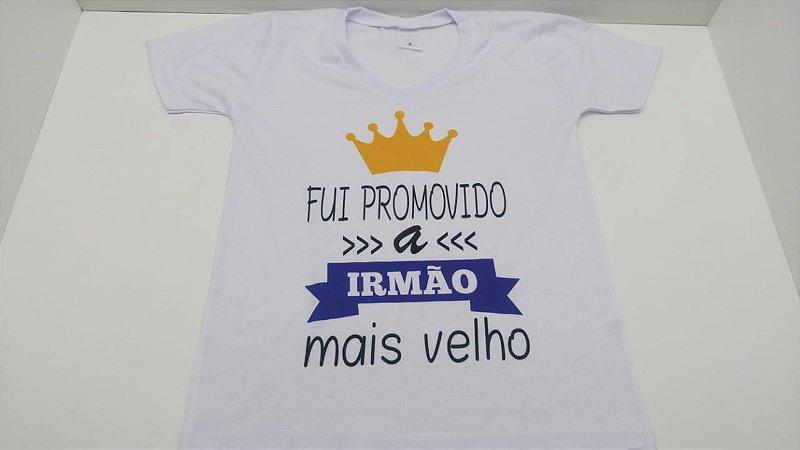 Camiseta ( Promovido a irmão mais velho)