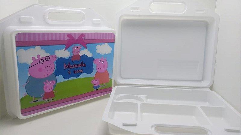 10 Kit Maleta escolar Peppa Pig