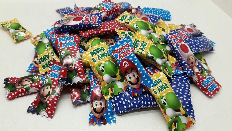 100 Balas personalizadas Mario