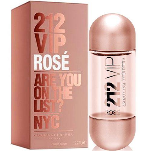 6746a79c83 212 VIP Rosé Carolina Herrera - Perfume Feminino - Eau de Parfum 30ml
