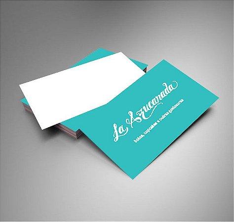 1.000 Cartões de Visita 250g