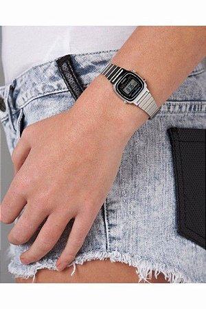 Relógio Feminino Casio Digital Fashion LA670WA-1DF