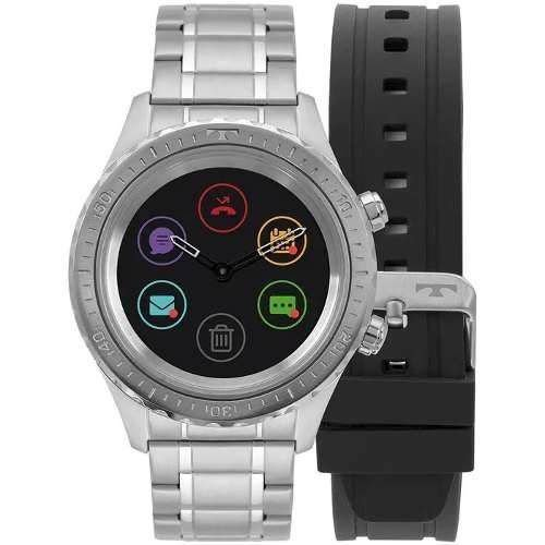 Relógio Masculino Smartwatch Technos Troca Pulseira P01AA1P