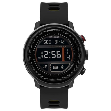 Relogio Smatwatch Mormaii Evolution MOL5AB8Y