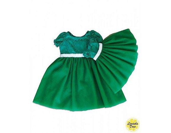 Vestido de Luxo da Tinker Bell - Mãe e Filha