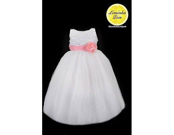 Vestido Dama de Honra - Infantil