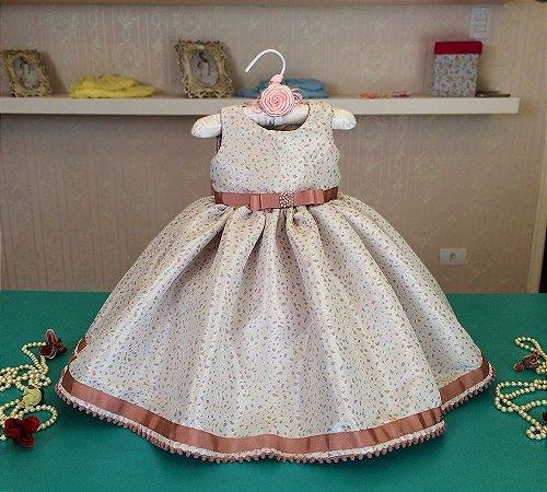 Vestido de Formatura do ABC - Infantil
