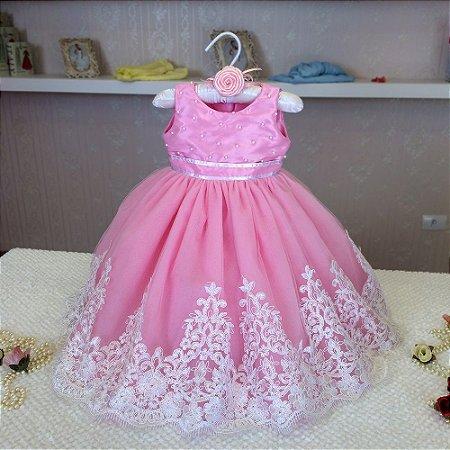 Vestido de Formatura Prézinho - Infantil