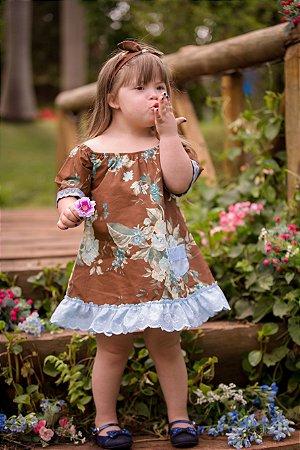 Vestido Liminha Doce - Infantil