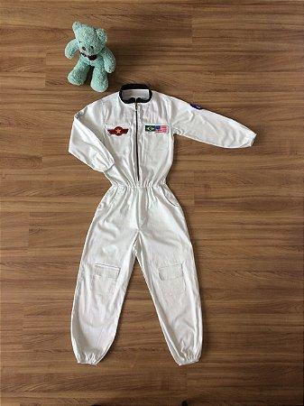 Festa Astronauta Macacao - Infantil
